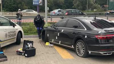 Подоляк рассказал, почему стрелок попал только в водителя автомобиля Шефира