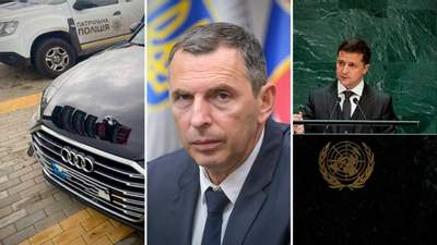 Покушение на Шефира, выступление Зеленского на Генассамблее ООН: главные новости 22 сентября