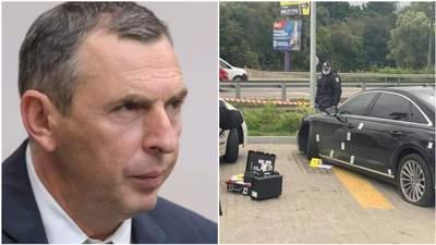 """Запугивание """"слуг"""", – Лещенко предположил, какие причины обстрела авто Шефира"""