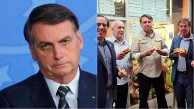 Противник вакцинації: Президента Бразилії не пустили в ресторан Нью-Йорка