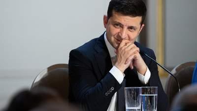 Зеленский отреагировал на принятие закона об олигархах