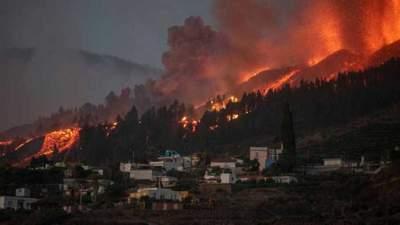 В Гватемале началось извержение одного из самых активных вулканов Центральной Америки