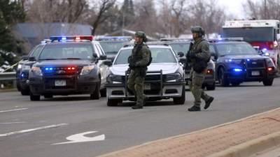 В супермаркете в США произошла стрельба: один человек погиб, много раненых