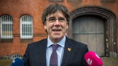 В Италии задержали бывшего главу правительства Каталонии