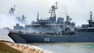 Россия снова бряцала оружием в Черном море: все из-за украинско-американских учений