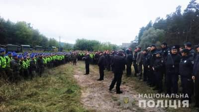 Замах на Шефіра: ЗМІ пишуть про труп у лісі, але поліція заперечує