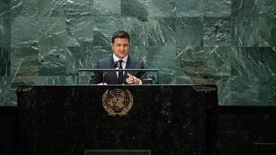 Зеленський присоромив ООН, якій не було що сказати у відповідь