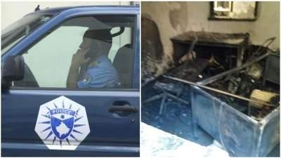 Кинули гранати: у Косово на тлі загострення з Сербією атакували офіси МВС