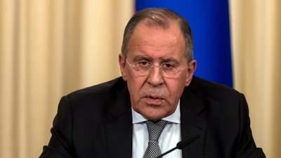 """Лавров заявил, что российские наемники поедут """"бороться с террористами"""" в Мали"""