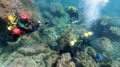 В Іспанії на дні моря виявили один з найбільших скарбів римських золотих монет: фото знахідки