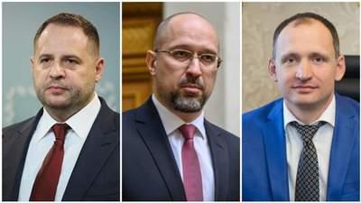 Украинцы не узнали тех, кто управляет государством: результаты уличного опроса