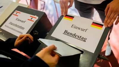 Результати виборів у Німеччині: хто потрапить у Бундестаг