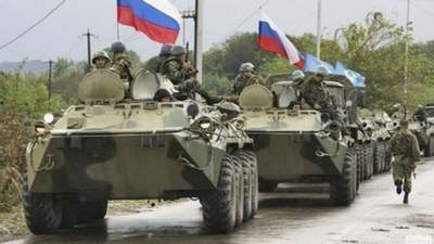 Россия начала масштабные военные учения в оккупированном Крыму