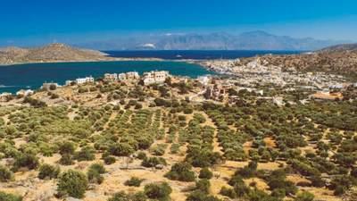 На греческом острове Крит произошло мощное землетрясение