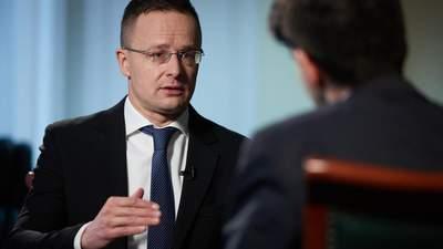 Політичними заявами будинки не обігрієш, – Угорщина відповіла Україні на критику угоди з Росією