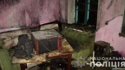 На Одещині підлітки підпалили будинок батька-одинака задля розваги: моторошні фото