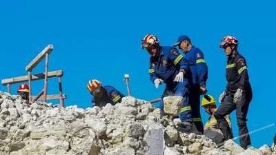 На Криті – новий сильний землетрус: кількість постраждалих внаслідок попереднього зросла