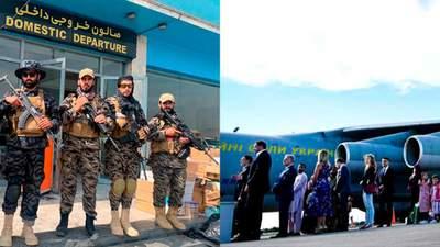 Талибы угрожали отобрать украинский самолет во время эвакуации, – СМИ
