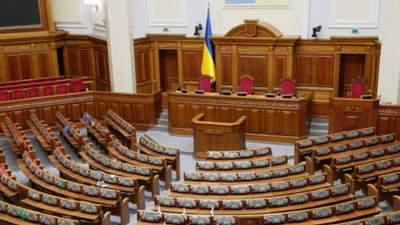 В Раду могут пройти 2 новые политсилы: свежий рейтинг партий