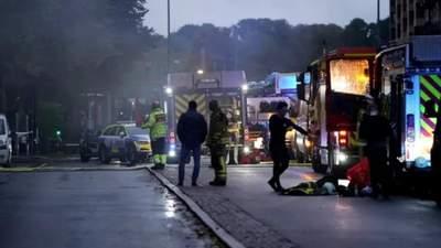 Взрыв в доме в Гетеборге: в полиции допускают, что атака была умышленной