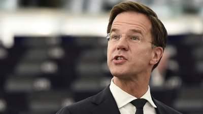 У Нідерландах затримали лідера партії за підозрою в підготовці вбивства прем'єра
