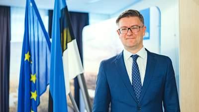 Мы тоже учимся у Украины, – посол Эстонии рассказал о противодействии пропаганде и о демократии