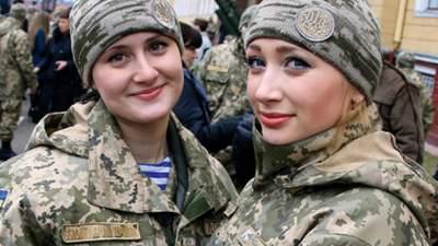 Майже 80% жінок-ветеранок після служби залишаються працювати в ЗСУ