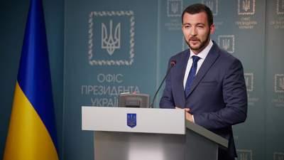 В ОП розповіли, яка зарплата прессекретаря Зеленського Сергія Никифорова