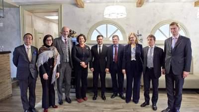 Посли G7 привітали рішучість Зеленського у проведенні судової реформи в Україні