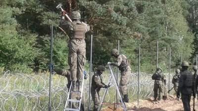 Стіна на кордоні з Білоруссю: Польща затвердила план будівництва