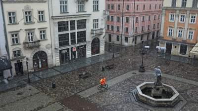 У Львові почали діяти посилені карантинні обмеження