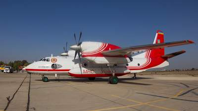 """Строительство самолета для спасателей: Кабмин предоставил гарантии ГП """"Антонов"""""""