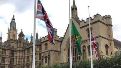 Убийство депутата в Великобритании: парламент приспустил флаги