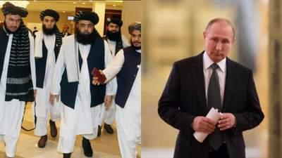 """Террористы в Кремле: представителей """"Талибана"""" пригласили в гости на переговоры в Россию"""