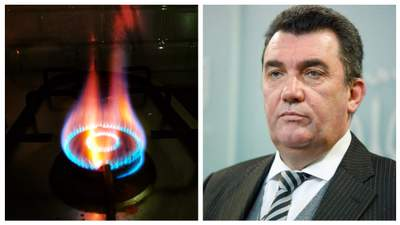 Данілов переконаний, що газу вистачить на весь опалювальний сезон