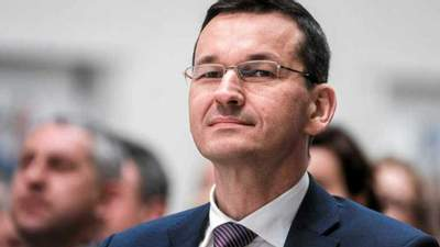 Polexit – это фейк, – премьер Польши Моравецкий