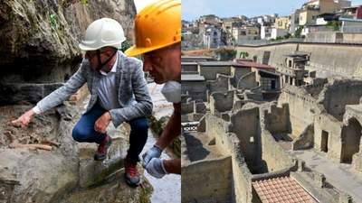 Накрила розпечена магма: в Італії знайшли рештки чоловіка, який рятувався від виверження Везувію
