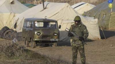 Бойовики у Херсонській області: як Україна ледь не втратила південні регіони у 2014 році