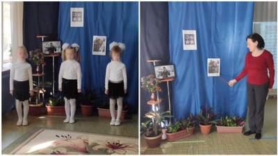 """Окупанти вшанували пам'ять терориста """"Мотороли"""" у дитсадку: фото цинічного дійства"""