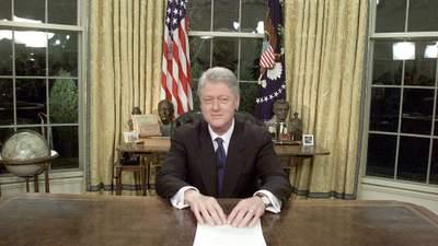 Залишиться в лікарні, хоч його стан покращився, – речник Білла Клінтона