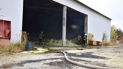 На заводі нафти в Одесі сталась пожежа: горіла сірка