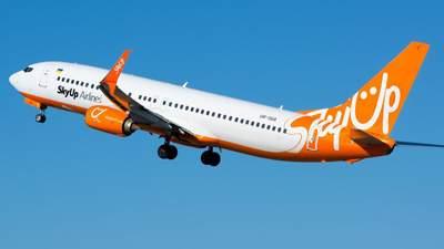 Пасажирка мала позитивний ПЛР-тест: рейс SkyUp не міг вилетіти з Єгипту 4 години