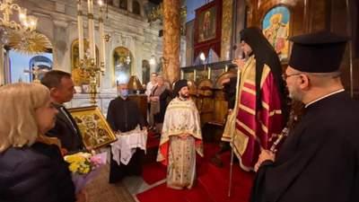 В Стамбуле по случаю праздника Покрова отслужили литургию на украинском языке: видео и фото