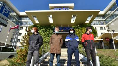 Спостерігачів ОБСЄ заблокували в готелі в окупованому Донецьку