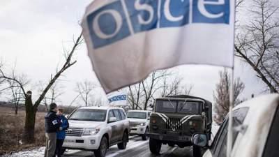 После Донецка боевики заблокировали наблюдателей ОБСЕ и в Горловке