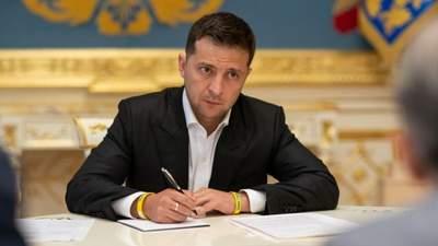 Зеленський каже, що Венеційська комісія не розглядатиме закон про олігархів без його підпису
