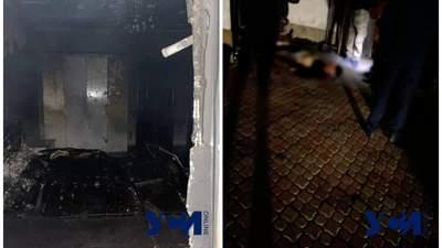Під Одесою чоловік підпалив будинок і підірвав себе гранатою