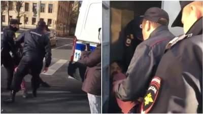 Повалили на землю и избили: в России задержали солиста Мариинского театра