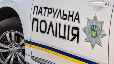 Под Харьковом сбили полицейского, который составлял протокол: понадобилась помощь медиков