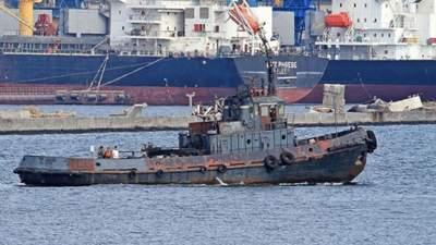 Україна в Гаазі нагадала, як росіяни зняли унітази з захоплених кораблів